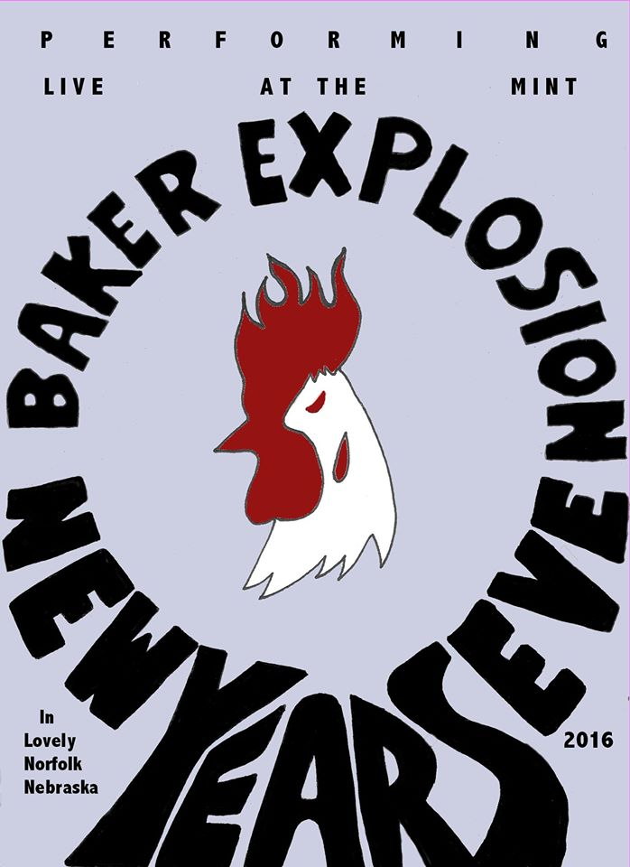Live Music featuring Baker Explosion at 