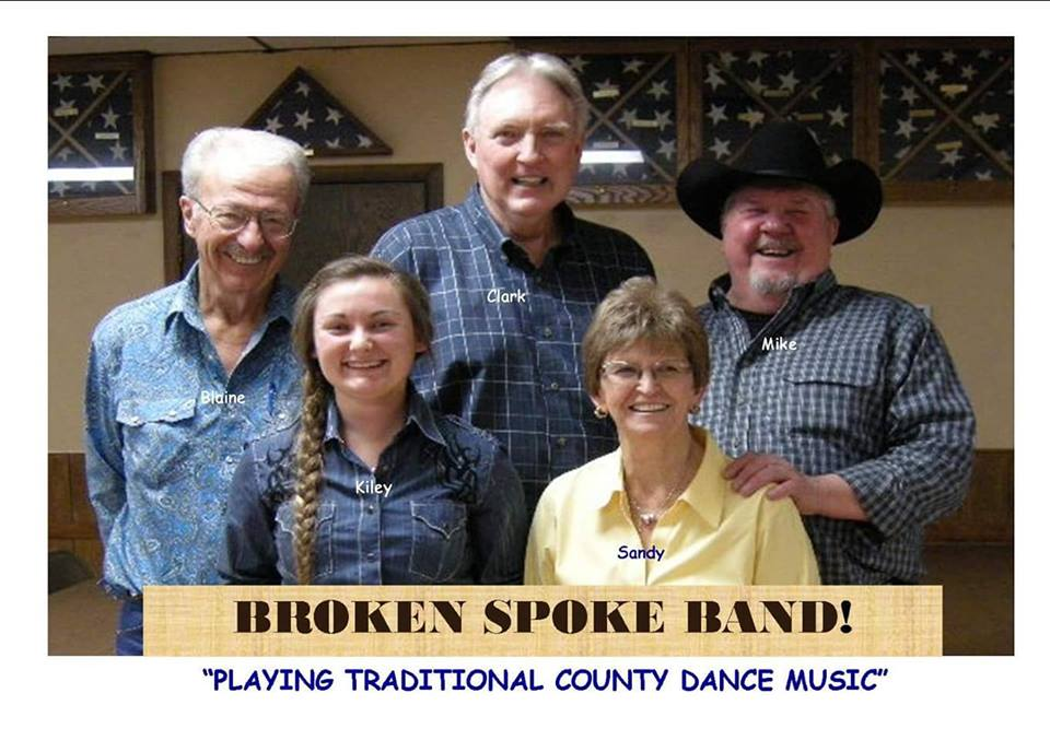 The Broken Spoke Band Performing live at 