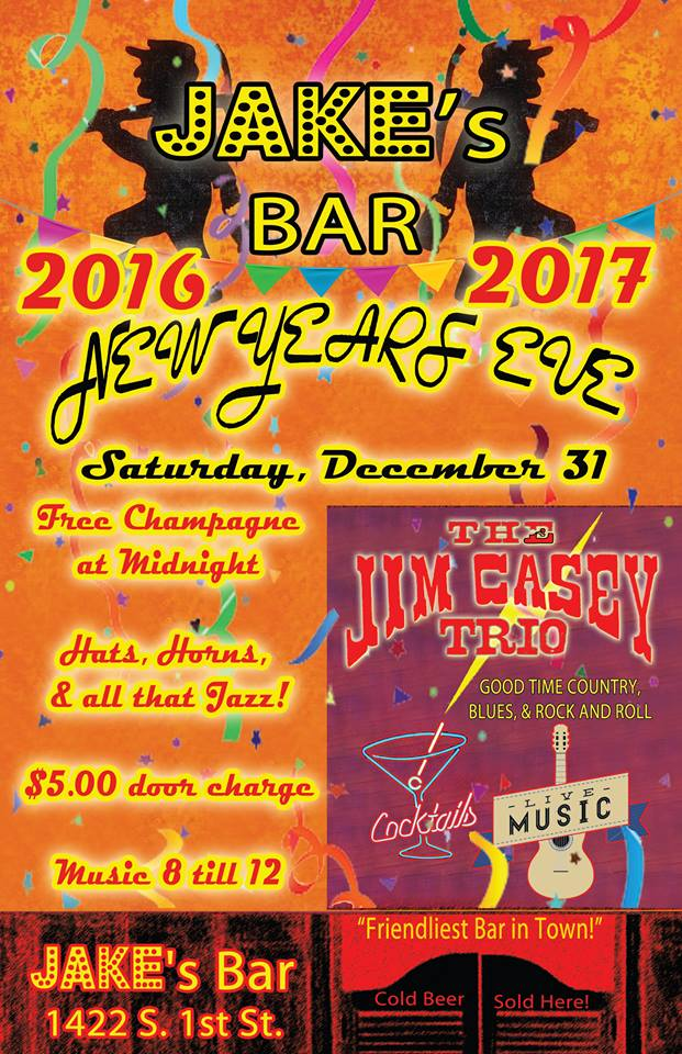 Live Music featuring the Jim Casey Trio at 
