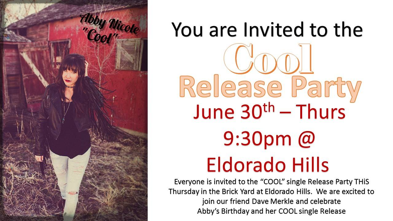Live Music featuring Abby Nicole & Dave Merkel at  
