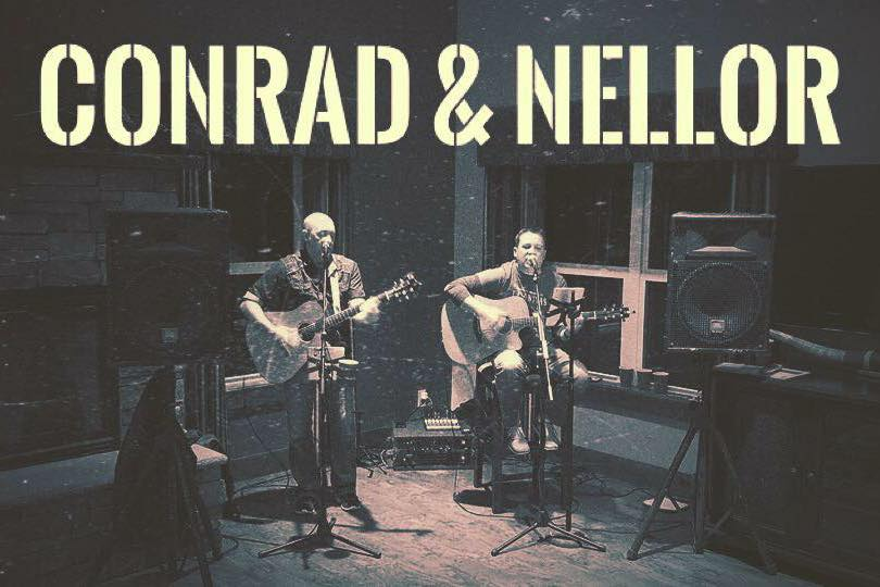 Live Music Concert featuring Conrad & Nellor from Mr. Hand at  