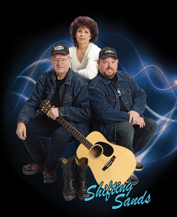 Live Music featuring The Shifting Sands Band at Shenanigan's Bar in Columbus, Nebraska - 