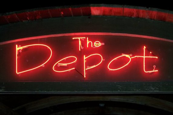 Live Music at The Depot in Norfolk, Nebraska - 