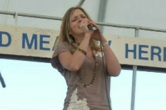 Country Music Performer & Songwriter Angie Rosener from Ute, IA