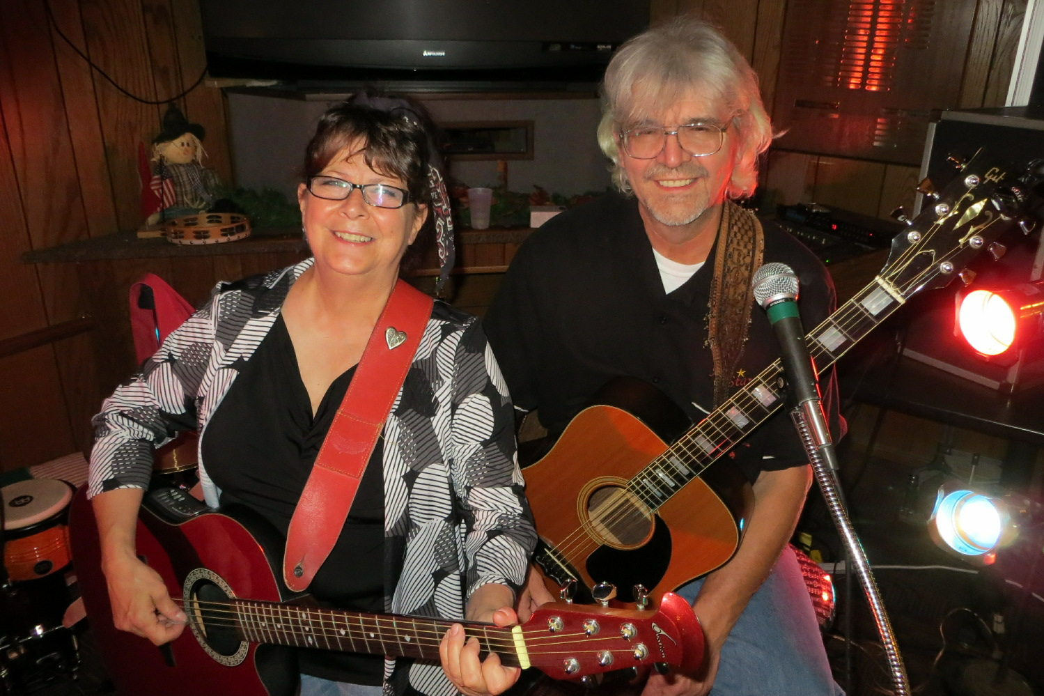 Northeast Nebraska Musicians Bob n' Judi Letheby from Norfolk, NE