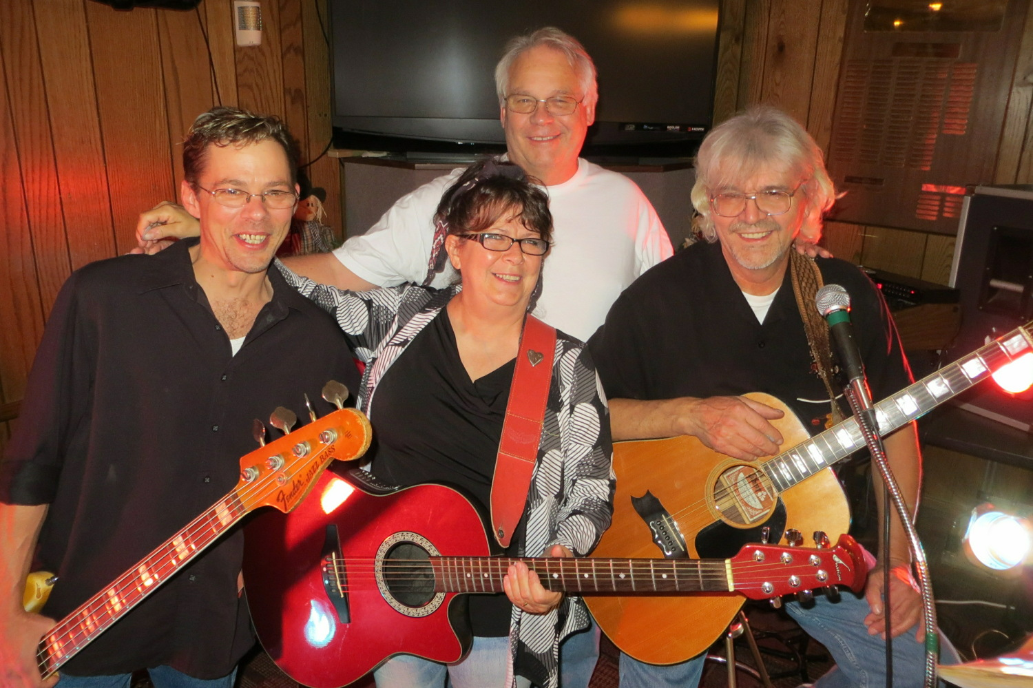Live Music featuring Bob n' Judi Letheby & Friends at The Norfolk VFW in Norfolk, Nebraska - 