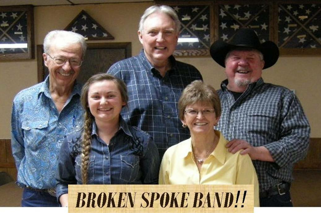 Live Music featuring The Broken Spoke Band at The Norfolk VFW in Norfolk, Nebraska - 
