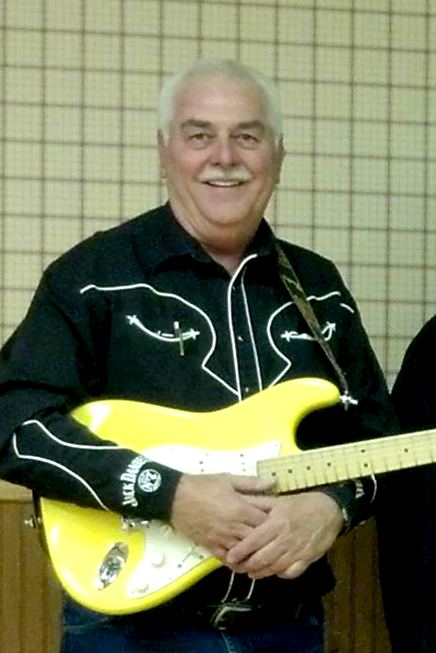 Northeast Nebraska Musician Vern Descombaz - Original Member of The Broken Spoke Band