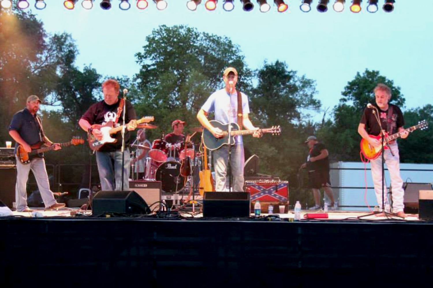 Live Music featuring Cactus Flats at 