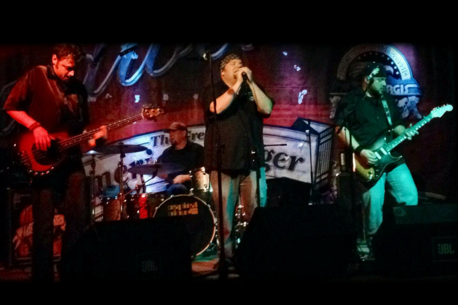 Live Music featuring Capital Nine at The Depot in Norfolk, Nebraska - 