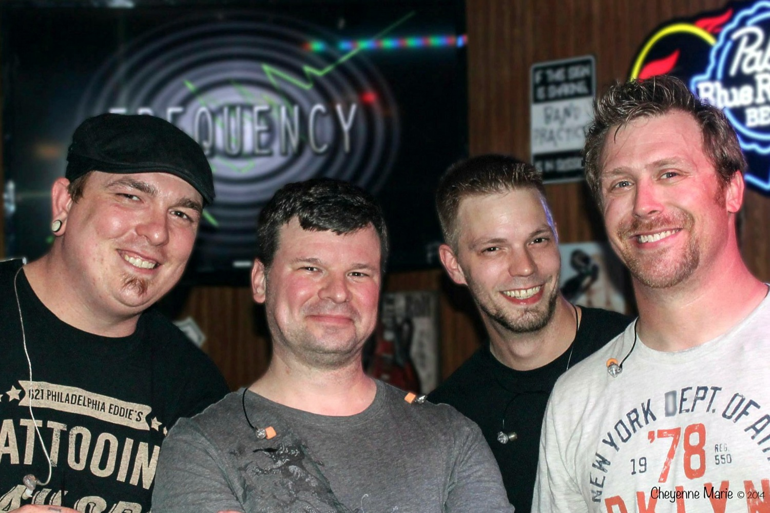 Live Music featuring Frequency at Shenanigan's Bar in Columbus, Nebraska - 