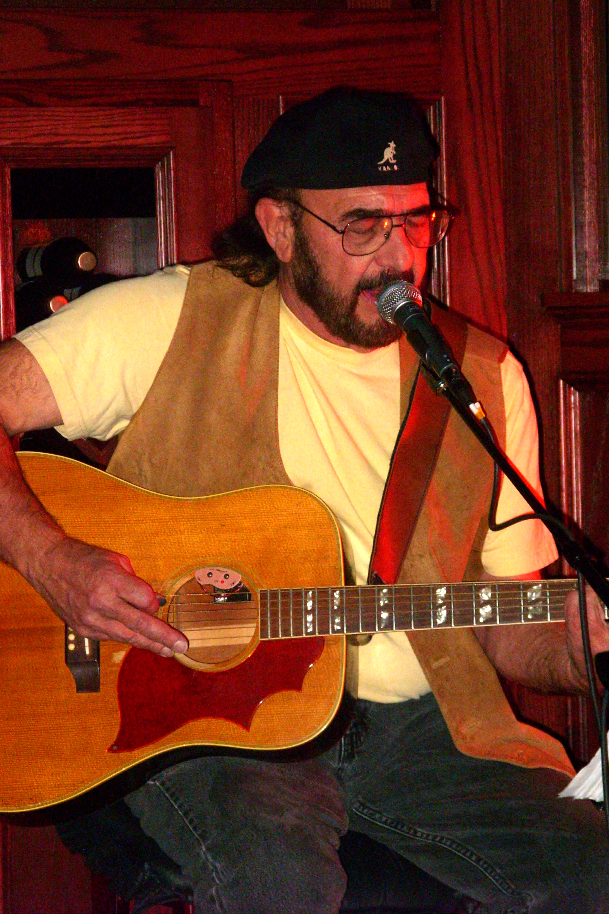 Northeast Nebraska Songwriter & Performer Jim Casey from Norfolk, NE