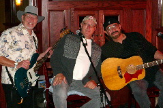 Northeast Nebraska Musicians Jim Casey, Don Petersen & Nick Leland performing live at J's Steakhouse & Winebar in Norfolk, NE