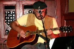Northeast Nebraska Musician Jim Casey performing live at J's Steakhouse & Winebar in Norfolk, NE