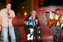 Northeast Nebraska Musicians Jim Casey, Don Petersen & Eric Olson performing live at J's Steakhouse & Winebar in Norfolk, NE