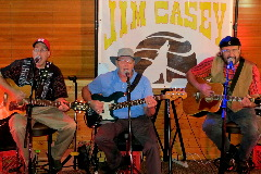 Northeast Nebraska Musicians Jim Casey, Don Petersen & Matt Casey performing live at the Sandbar & Grill in Norfolk, NE
