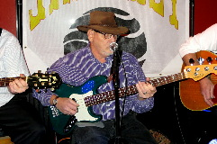 Northeast Nebraska Musician Don Petersen performing live at Bailey's Bistro & Lounge in Norfolk, NE