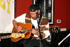 Northeast Nebraska Musician Jim Casey performing live at Bailey's Bistro & Lounge in Norfolk, NE