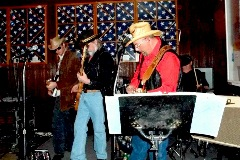 Northeast Nebraska Band Rivermill Express from Norfolk NE performing live